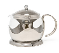 La Cafetiere Le Teapot Stainless Steel 2 Cup