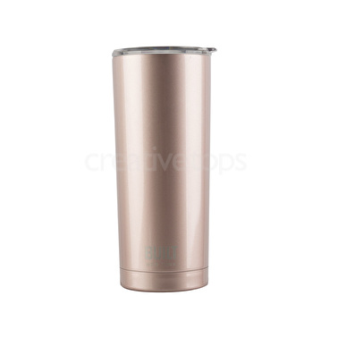 Built 20oz Double Walled Stainless Steel Water Tumbler Rose Gold