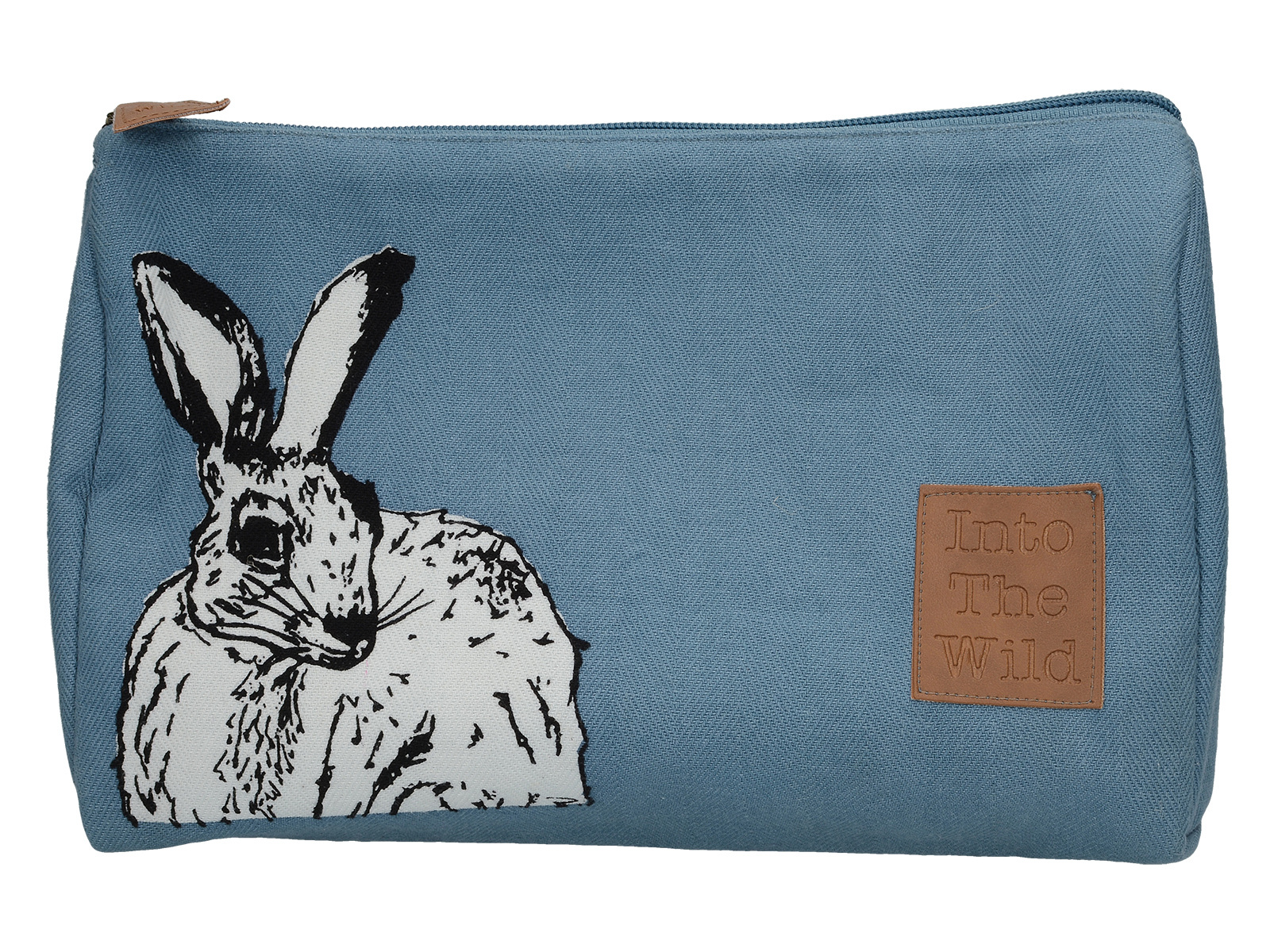 Creative Tops Into The Wild Hare Medium Cosmetic Bag
