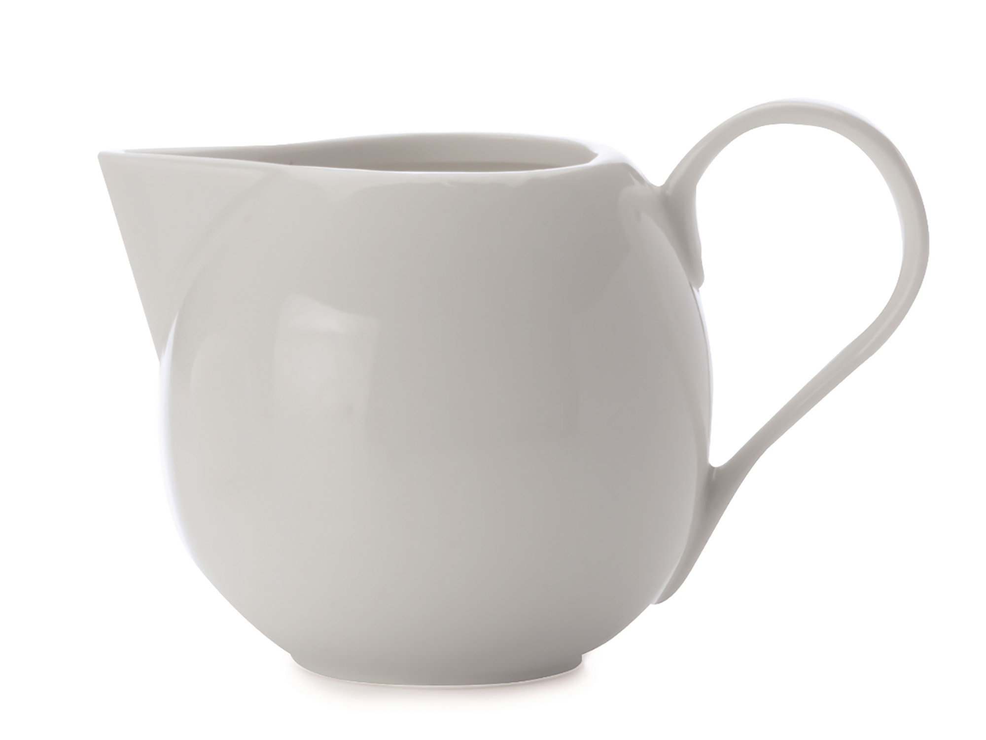 Maxwell & Williams White Basics Round Creamer