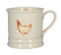 Creative Tops Feather Lane Hen Tankard Mug
