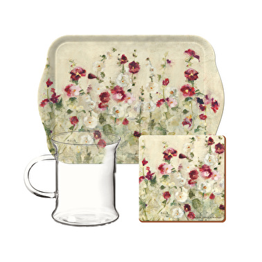 Creative Tops Wild Field Poppies Glass Time For Tea