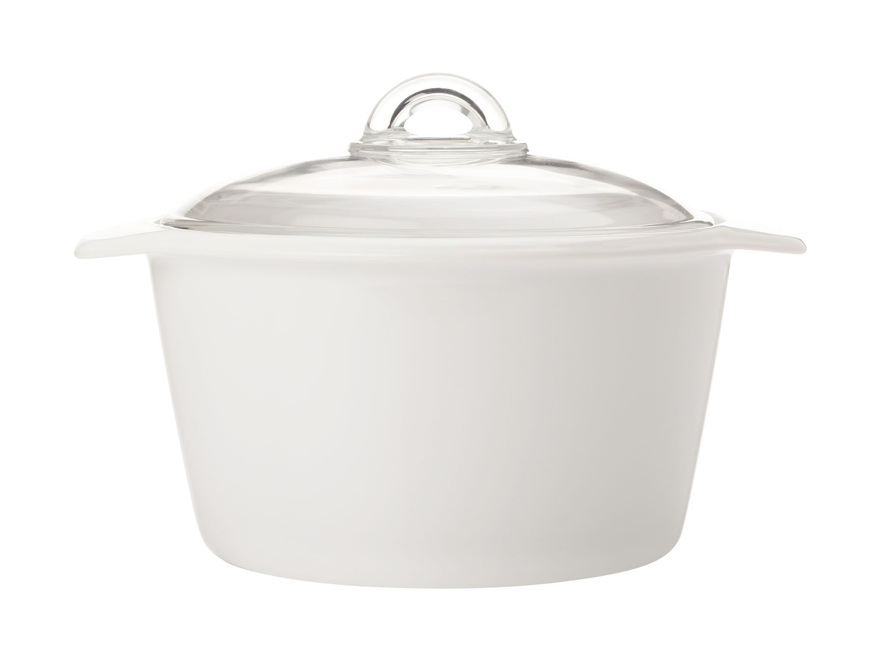 Maxwell & Williams Vitromax 5 Litre Round Casserole White