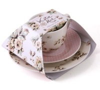 Katie Alice Cottage Flower Tea Cup And Saucer