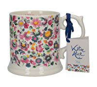 Katie Alice Blooming Fancy All Over Print Mug