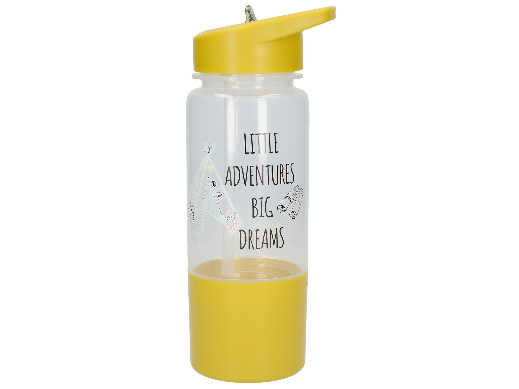 Creative Tops Into The Wild Little Explorer Hydration Bottle