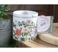Kew Gardens Coming Up Roses Can Mug