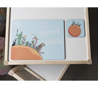 Roald Dahl James And The Giant Peach Single Placemat