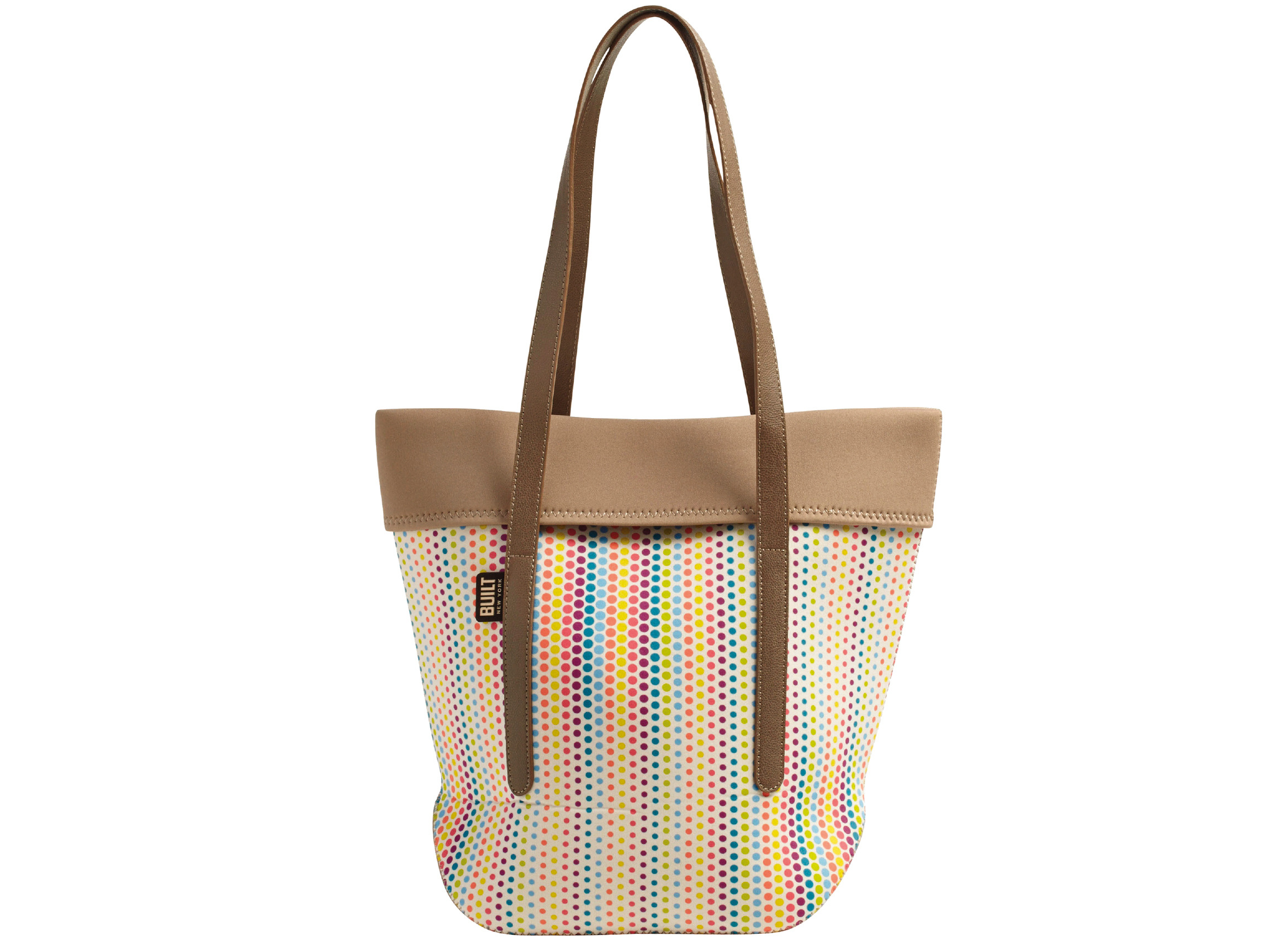 Built City Tote Candy Dot
