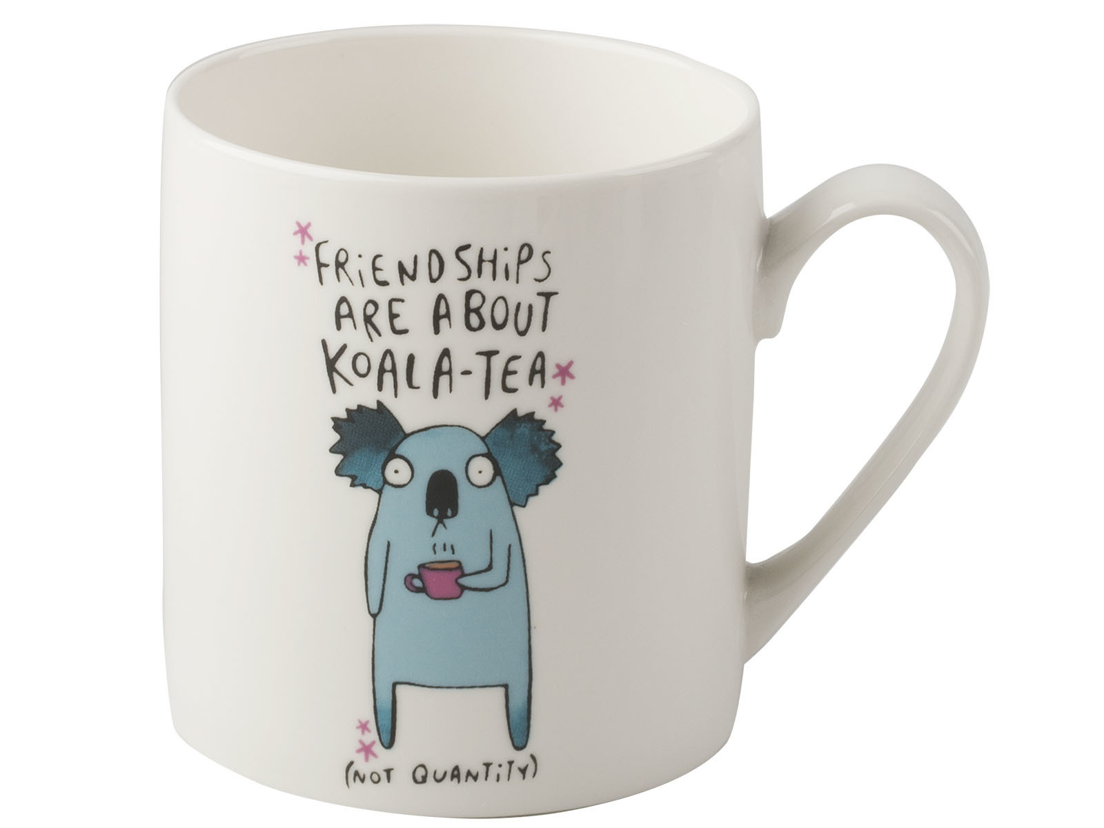 Everyday Home Koala Can Mug