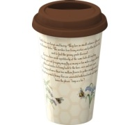 Kew Gardens Busy As A Bee Travel Mug