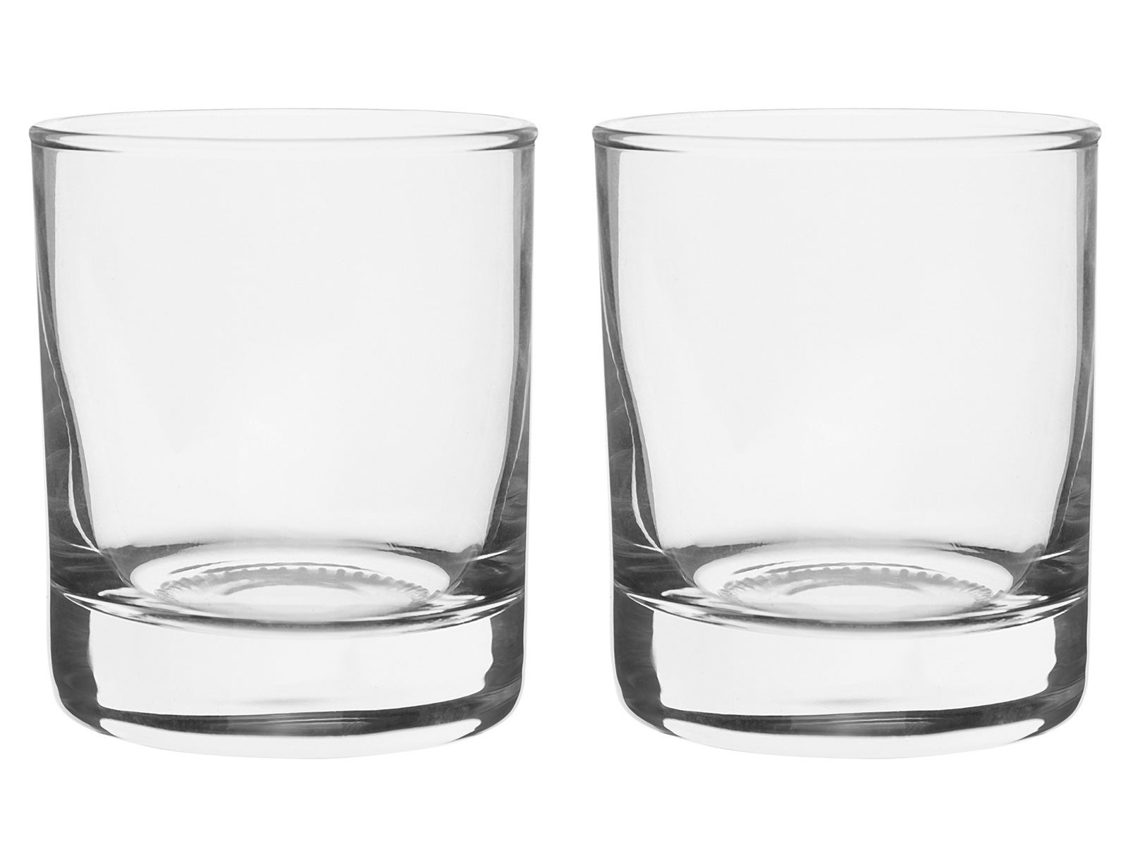 Creative Tops Gourmet Cheese Set Of 2 Glass Tumblers