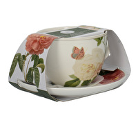 Kew Gardens Queen Charlottes Memoirs Breakfast Cup And Saucer
