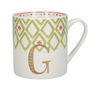 Creative Tops Alphabet Can Mug G