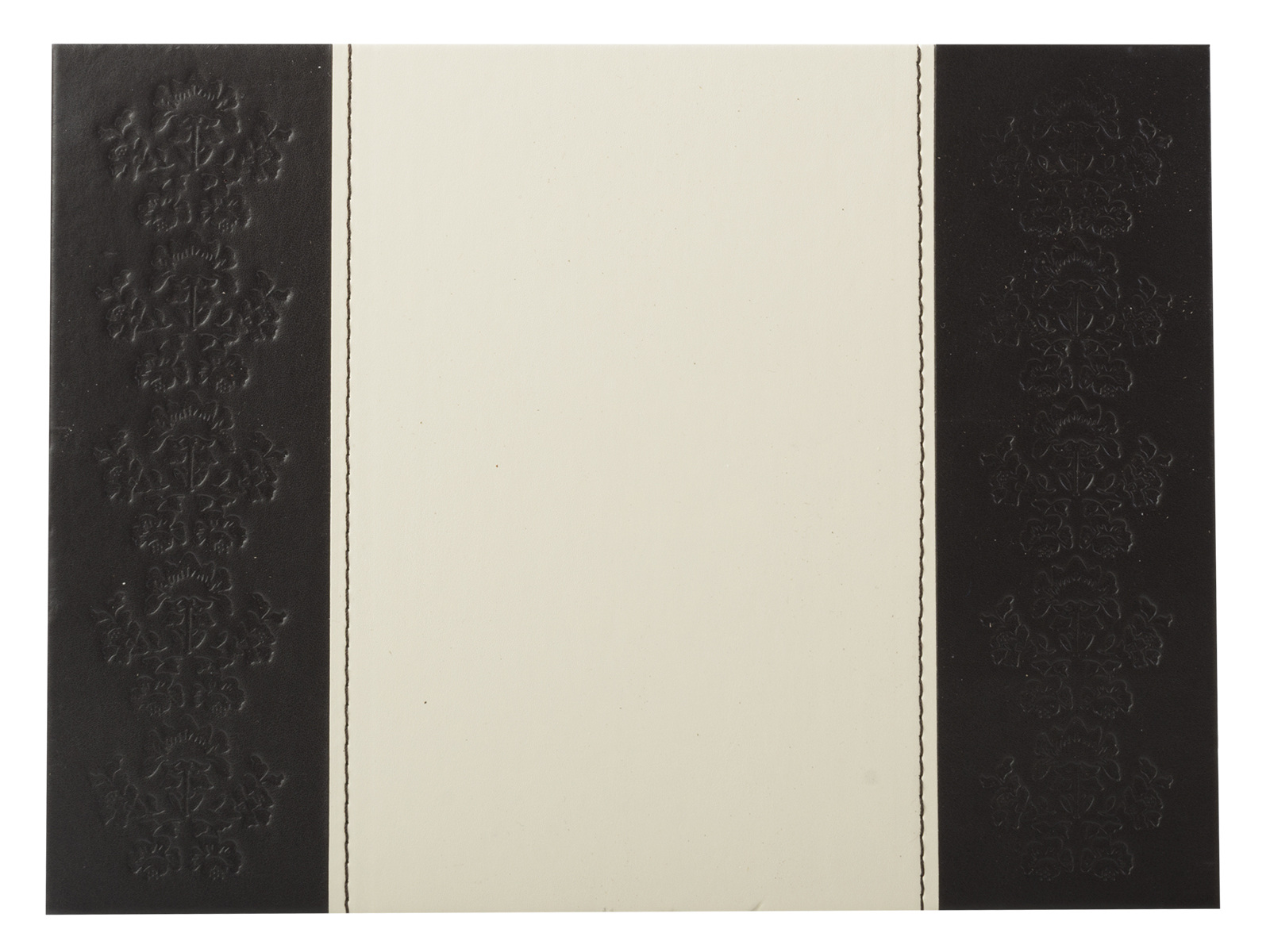 Creative Tops Embossed Faux Leather Pack Of 4 Placemats