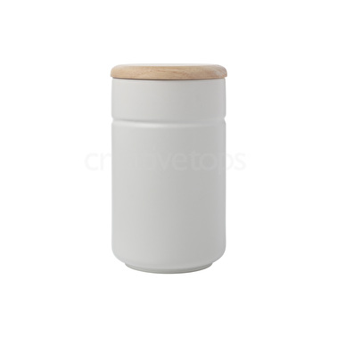 Maxwell & Williams Tint 900Ml Canister White