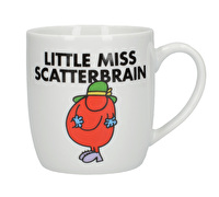 Mr Men Little Miss Scatterbrain Chalk Gift Set