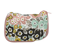 Katie Alice Pretty Retro Cotton Foldaway Bag