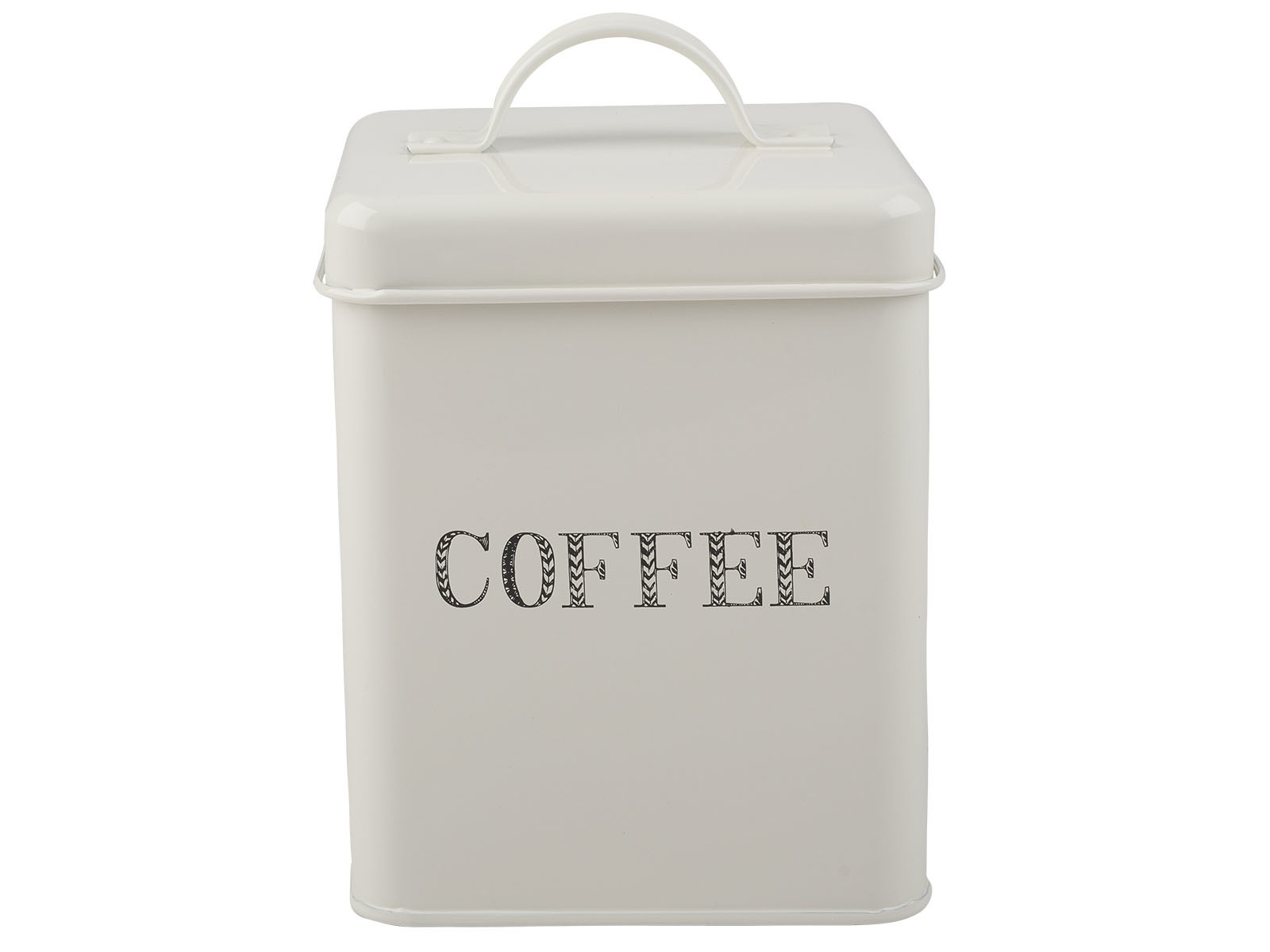Creative Tops Stir It Up Coffee Storage Tin White