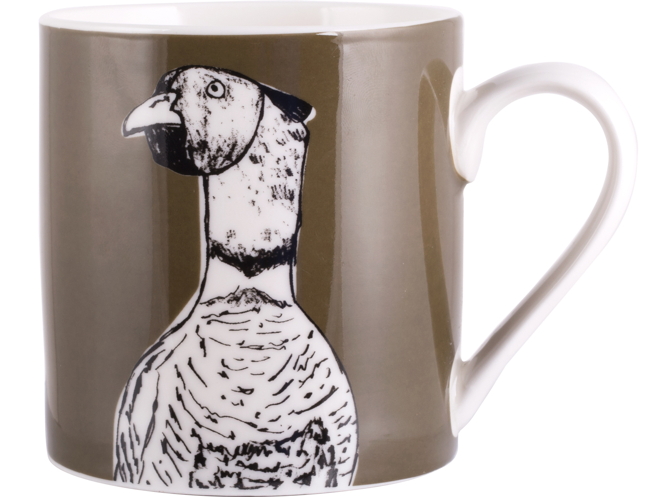 Creative Tops Into The Wild Pheasant Can Mug