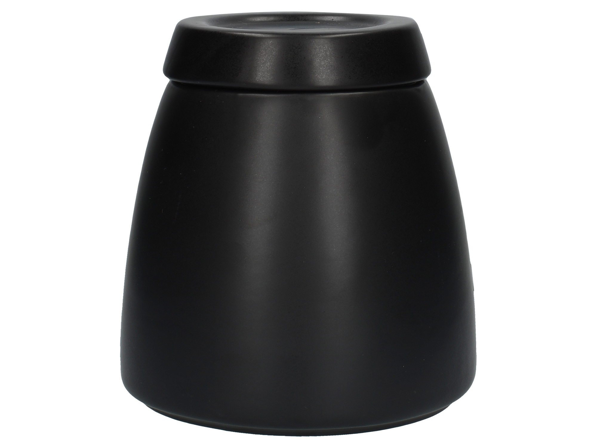 La Cafetiere Barcelona Storage Jar Black