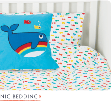 Shop Organic Bedding