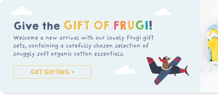 Give the gift of Frugi!