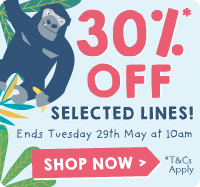 30% Off Selected Lines!