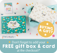 Buying a gift? Add your FREE gift box and card at the checkout!