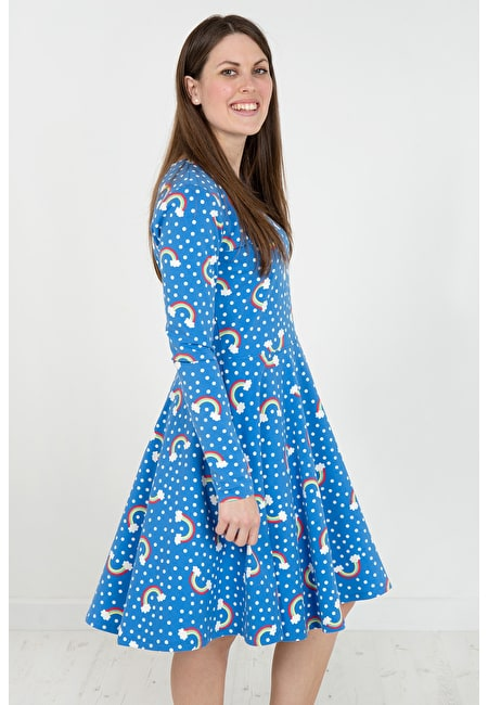 Grown-Up Sofia Skater Dress