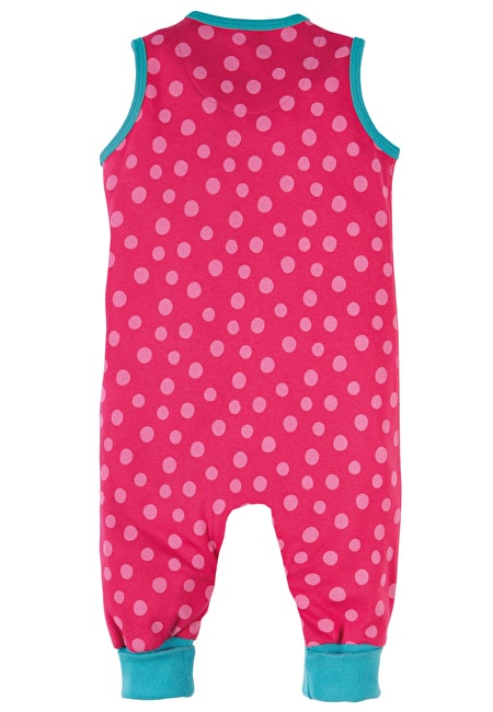 Kneepatch Applique Dungaree