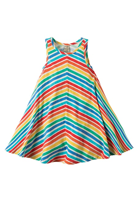 Twirly Beach Dress
