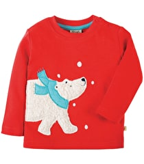 Little Discovery Applique Top