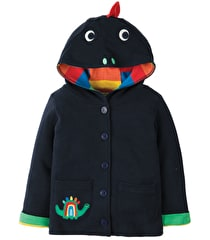 Wild Things Button Jacket