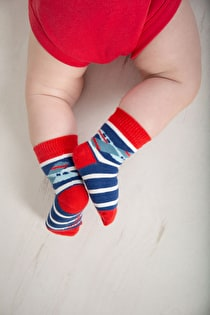 Perfect Little Pair Socks