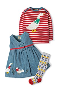 Duck, Duck, Goose! Outfit Set