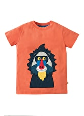 James Applique T-shirt