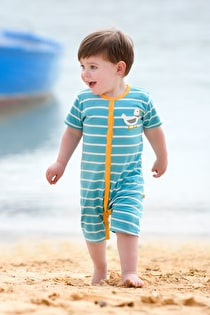 Rock Pool Romper