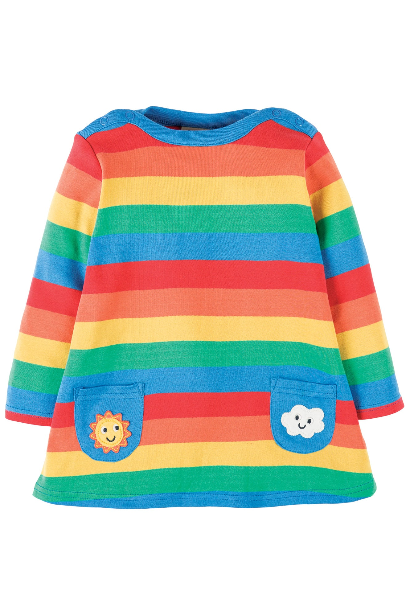 Frugi Rainbow dress