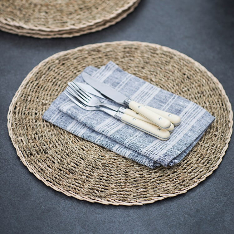 seagrass set of 4 placemats garden trading