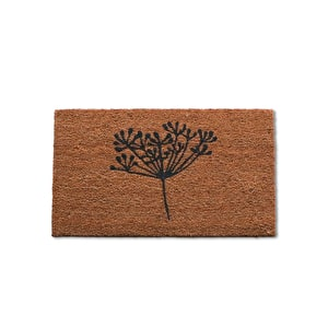 Cow Parsley Doormat