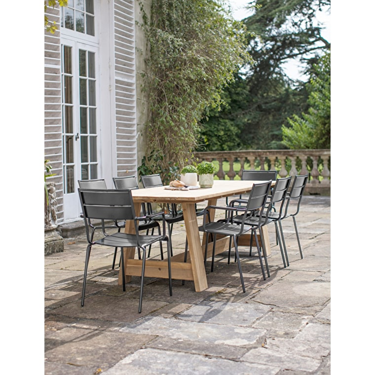 Teak Whitcombe Outdoor Table | Garden Trading