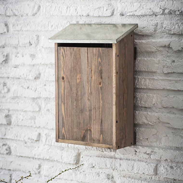Wooden Aldsworth Post Box | Garden Trading