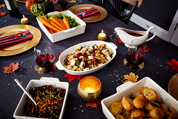 Perfect Sides for a Perfect Roast
