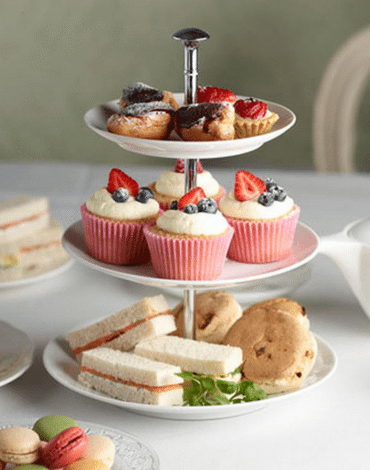 Who doesn't love the indulgence of Afternoon Tea?