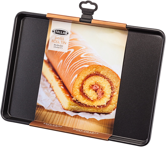 Stellar Bakeware  Swiss Roll Tin, Non-Stick