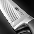 Stellar James Martin IJ Scalloped Chefs Knife,