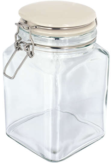 Judge Kitchen  Clip Top Storage Jar