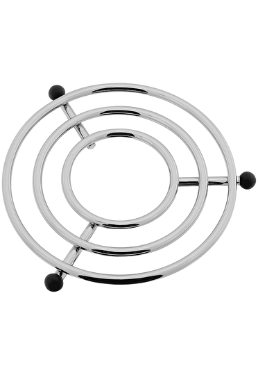 Judge Wireware  Round Trivet