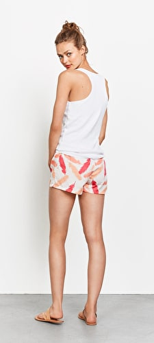 Feather Bed Shorts